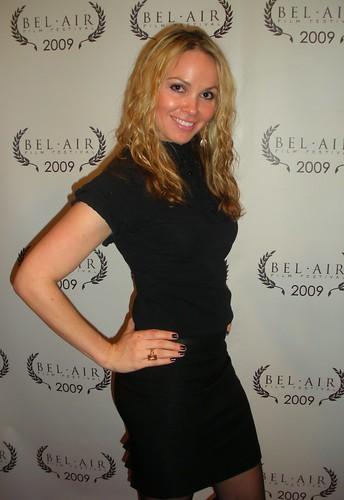 Christina Martin - Bel Air Film Festival - 2009 / UCLA - James Bridges Theatre