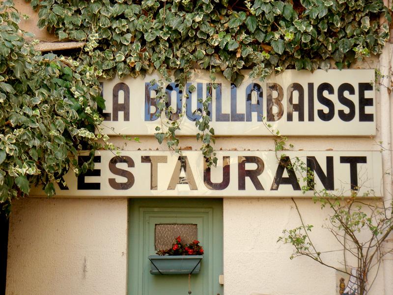 La Bouillabaisse