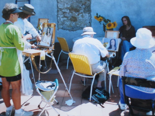 Visiting Artists - Vicchio, Italy