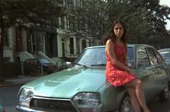 Margarita with Citroen GS 1220 Club 1973 001 (photographer695) Tags: classic cars club with citroen citron margarita gs 1973 1220