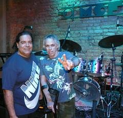 Di Castro Mofo Lapa 14-05-2009 (4) (TULIO FUZATO - THE AMPUTEE DRUMMER) Tags: tulio fuzato