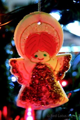 dough angel (made 1982)