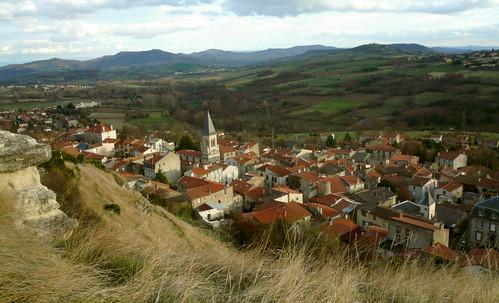 La Roche Blanche - Village
