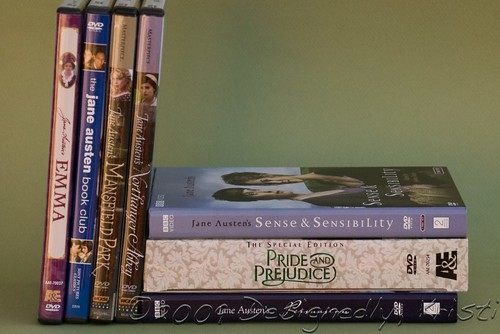 Jane Austen Movie Collection