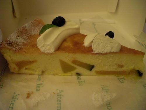 南瓜起士蛋糕