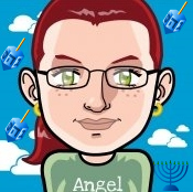 TheAngelForever Chanukah style
