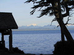 Mt. Stephens from Bere Point Campground (paulhami) Tags: vancouver island sointula berepoint portmcneill berepointcampground