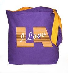 bag purple ilovela front2 (PurplenGoldLA) Tags: lakers staplescenter losangeleslakers ilovela ilovelosangeles lakergame bostonsucks celticssuck wewanttacos lakershirt lakershirts lakertotebags lakergear lakerpics llalakers lakersimages lakerpictures youcantbeatus youcantbeatthelakers