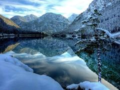 Kleiner Plansee (Claude@Munich) Tags: lake alps reflection berg geotagged austria see tirol österreich wasser berge alpen bergsee spiegelung hdr tyrol plansee claudemunich geo:lat=47476608 breitenwang kleinerplansee archbach geo:lon=10777931