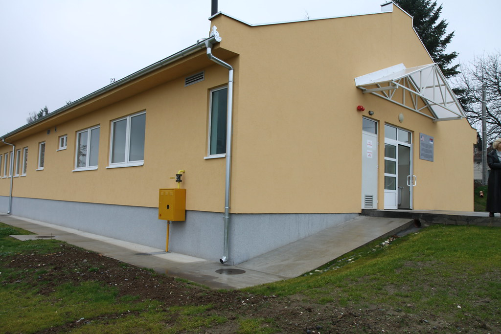 Corps of Engineers completes center for special needs children in Serbia