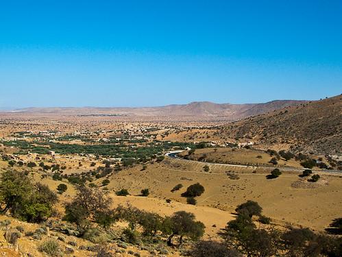 Von Agadir nach Tan Tan