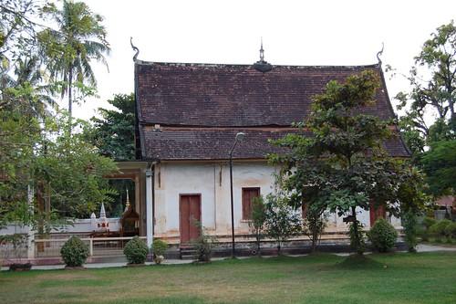 Wat Sithan Neua's Sim