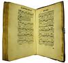 Opening of music in Spechtshart, Hugo, Reutlingensis: Flores musicae