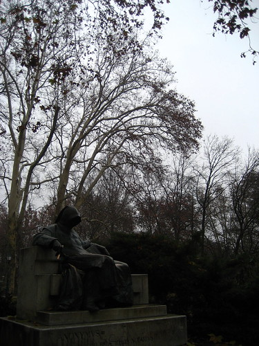 The Anonymous Statue at City Park