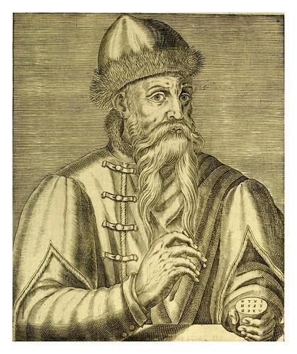 020-Gutemberg-Les vrais pourtraits et vies des hommes illustres grecz, latins et payens 1584-André Thevet