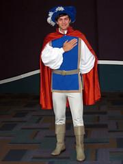 The Prince (meeko_) Tags: prince snowwhite characters disneycharacters epcotcharacterspot innoventions futureworld epcot themepark walt disney world waltdisneyworld florida disneyphotochallenge