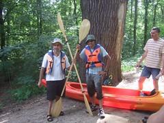 The sailors return (EuCAN Community Interest Company) Tags: poland 2009 polandtrip eucan milicz baryczvalley