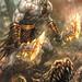 God of War iPhone wallpaper