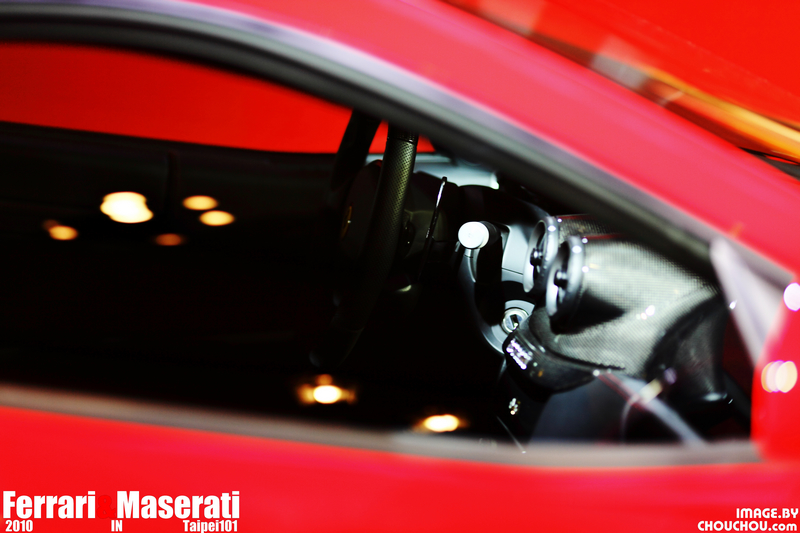Ferrari 【ferrari Amp Maserati】in Taipei101 汽車討論區 Mobile01