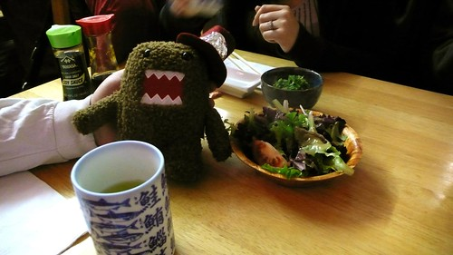 domo hungry