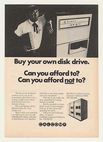 Compra tu propio dispositivo de disco (1973)