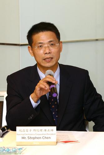 瑞晶電子總經理陳正坤_侯俊偉攝影