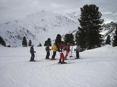 Gletscher Runde 6. Jänner 2010 (hotelvierjahreszeiten) Tags: skifahren zillertal hintertux