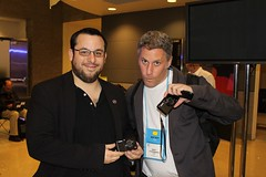 Andy Sternberg & Matt Arevalo Show off their Canon S90's