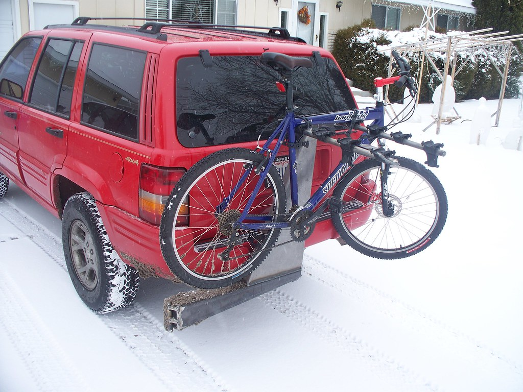 Bike Rack - Junior Capstone Mechanical Engineering Project