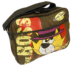 Top Cat The Boss Retro Denim Bag (characterplanet.co.uk) Tags: kids adult nostalgia mens hannabarbera topcat 80scartoons varioussizes variouscolours retrocartoons hannabarberagifts topcatmerchandise topcatgifts topcatbag