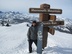 Mammoth 017 (jrzraul) Tags: snow snowboarding powder mammothmtn