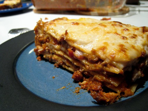 Lasagna Bolognese | The Food Spot