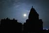 Jain Temple at Lakkundi (Adesh Singh) Tags: nightphotography temple village moonlight mobileresearch dharwad dharwar templesofindia hoobli