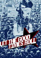 let the good times roll... (seven_resist) Tags: black berlin st poster demo rebel store riot 1987 hamburg squat demonstration seven bewegung anarchy block disorder anarchist bloc hafen resist manifestation pauli defend hafenstrasse antifa rumung schwarzer autonome