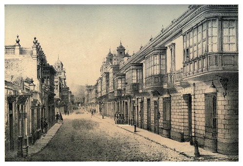 006-Calles de la Coca y Bodegones-Lima or Sketches of the capital of Peru-1866- Manuel Atanasio Fuentes Delgado