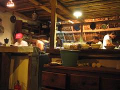 Dinner at El Tabano