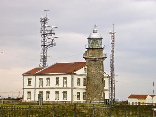Faro del Cabo de Peñas Autor: Antonio Barreiro