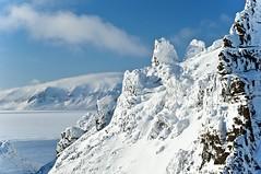 Við Þursaborgir I (Kristinn R.) Tags: iceland flickr classique eiríksjökull langjökull flickraward nikond300 absolutelystunningscapes nikonflickraward þursaborgir coppercloudsilvernsun