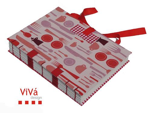 Livro Culinário ViVá
