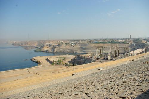 P5723sm Aswan High Dam