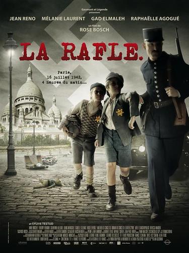 La Rafle - Affiche
