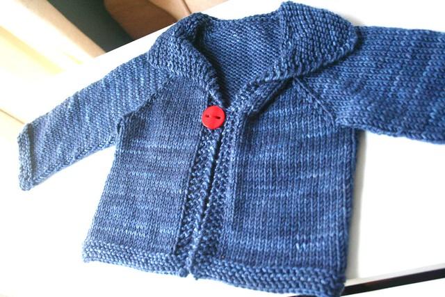 Toddler Crochet Sweater 62