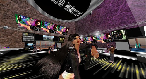 rafee jewell at dance island