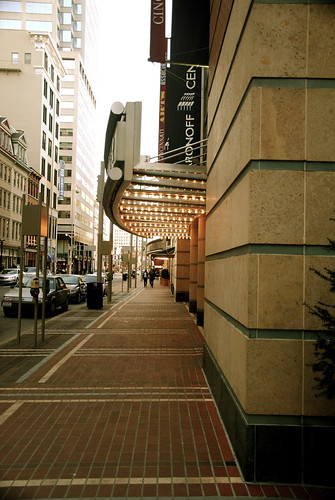 The Aronoff Center for the Arts