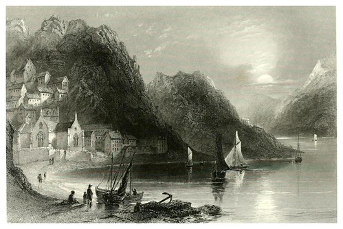 014-Barmouth-The ports, harbours, watering-places, and picturesque scenery of Great Britain 1840