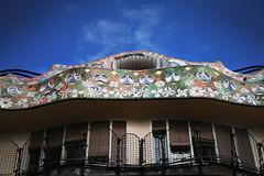 Casa Batll (tiffany garritano) Tags: barcelona spain gaudi casabatll