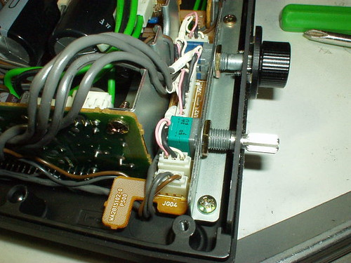 BOSE power amplifier, 1706II.repair.