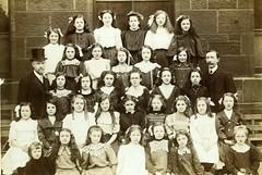 Image titled Napiershall Street School 3 1900s