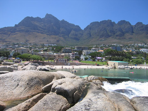 Camps Bay Resort by nel-marie.