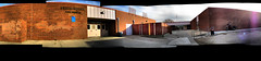 Westy Panorama (Old Town Drafting) Tags: county new old justin school panorama usa westminster price town high colorado exterior adams district co warriors closing 50 hdr wolves drafting dist 80030 oldtowndrafting